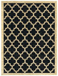 Dynamic Rugs Yazd 2816-90 Black Area Rug