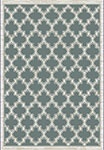 Dynamic Rugs Yazd 2816-510 Blue Ivory Area Rug