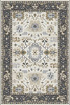 Dynamic Rugs Yazd 8531-190 Ivory Grey Area Rug