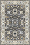 Dynamic Rugs Yazd 8531-910 Grey Ivory Area Rug