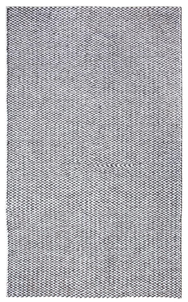 Dynamic Rugs Zest 40803-910 Charcoal/Ivory Area Rug