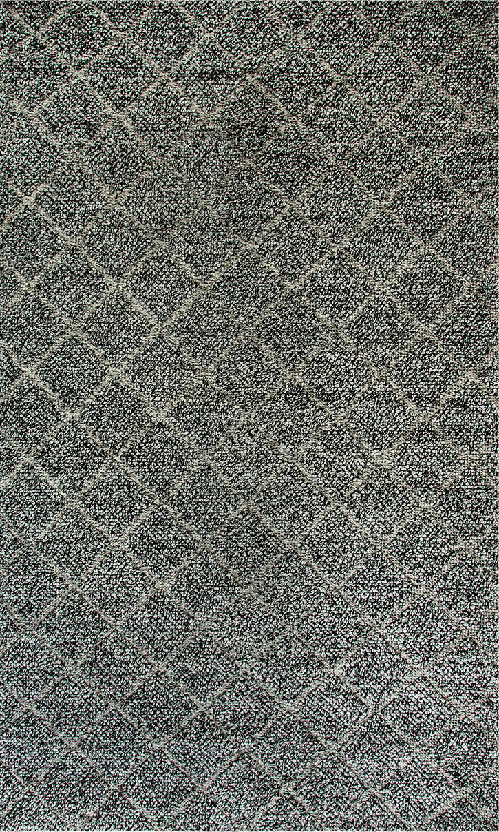 Dynamic Rug Zest 40801 900 Charcoal Grey Area Rug Carpetmart