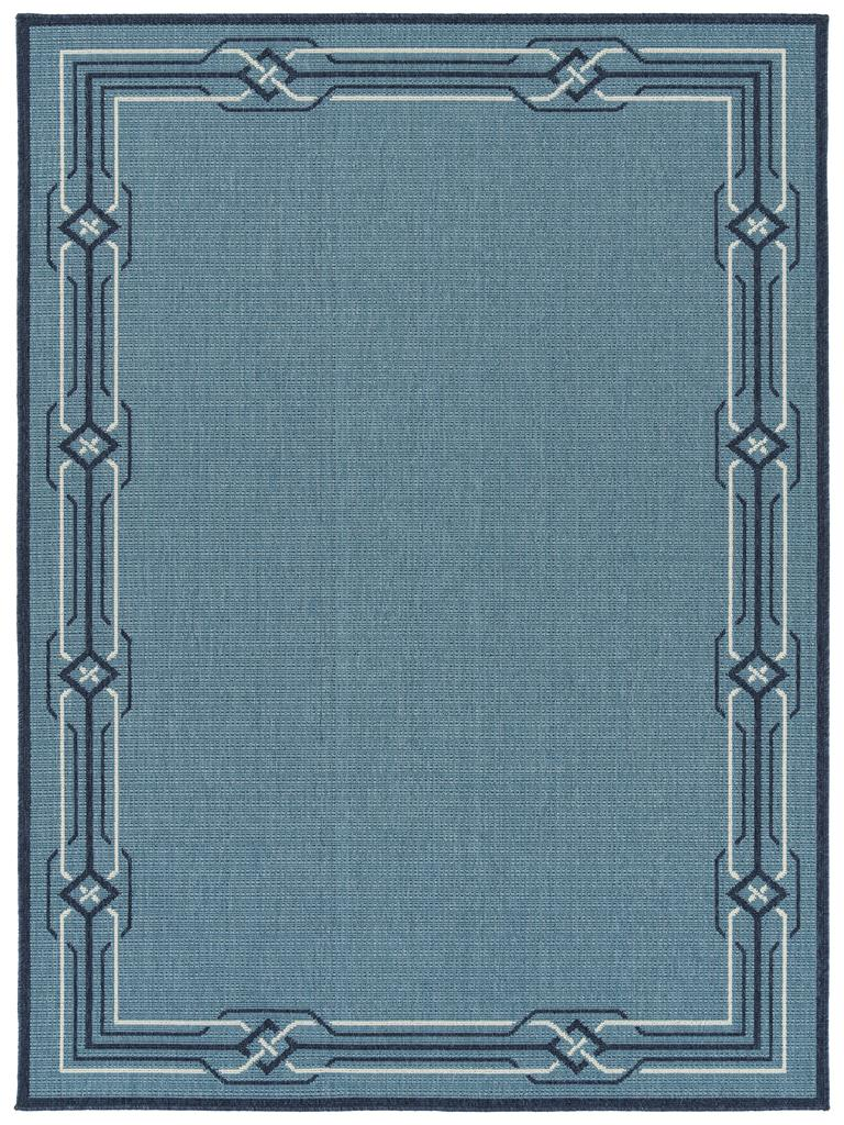 Kaleen Amalie AML08-79 Light Blue Area Rug