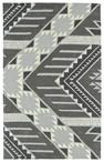 Kaleen Lakota LKT04-75 Grey Area Rug