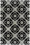 Peranakan Tile HPT01-02 Black Area Rug - Hilary Farr by Kaleen