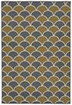 Kaleen Puerto PRT01-28 Yellow Area Rug