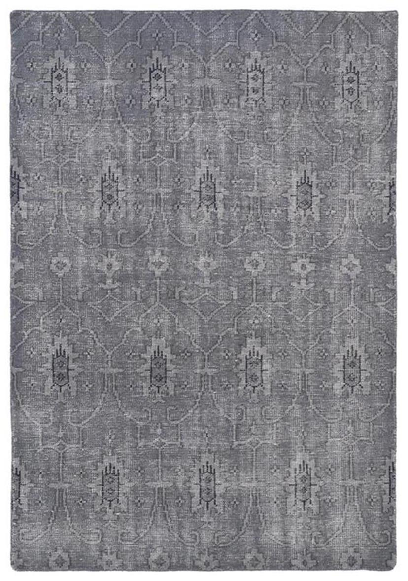 Kaleen Restoration RES01-75 Grey Area Rug