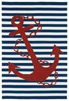 Kaleen Sea Isle SEA01-22 Navy Area Rug
