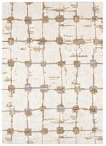 Karastan Artisan 91678-10037 Mirage Brushed Gold by Scott Living Area Rug