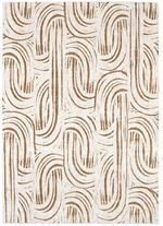 Karastan Artisan 91679-10037 Equilibrium Brushed Gold by Scott Living Area Rug