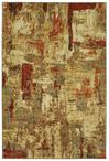 Karastan Elements 91420-10034 Treviso Gold Area Rug