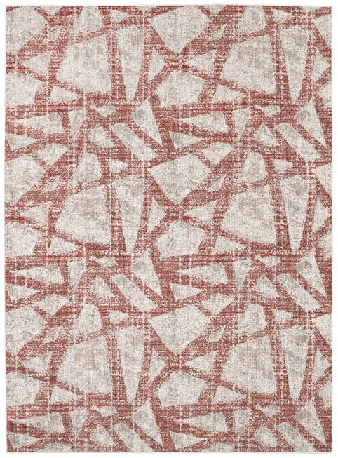 Karastan Expressions 91673-20048 Solstice Ginger by Scott Living Area Rug