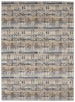 Karastan Expressions 91675-50128 Kaleidoscopic Denim by Scott Living Area Rug