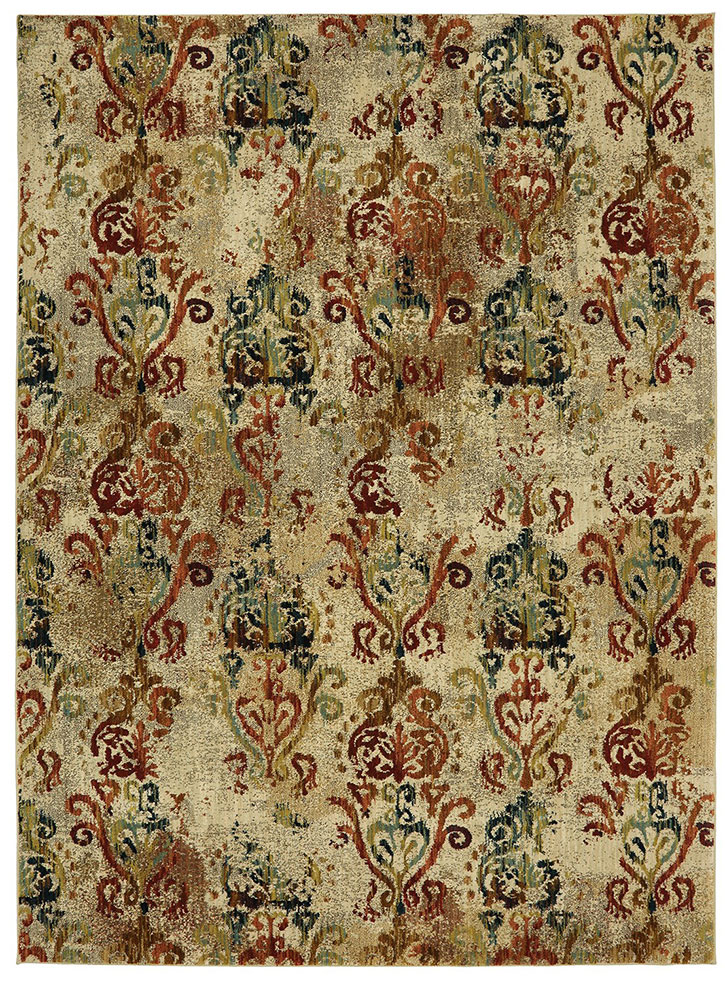 Karastan Intrigue 91102 70038 Wile Multi Area Rug Carpetmart