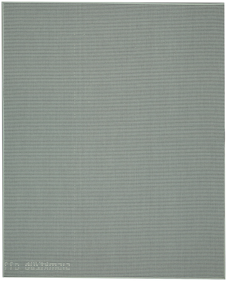 Portico 91018-2034 Tybee Aqua Indoor-Outdoor Area Rug - Karastan