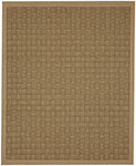 Portico 91019-1167 Naxos Natural Indoor-Outdoor Area Rug - Karastan