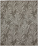 Portico 91021-1200 Hanalei Bay Silver Indoor-Outdoor Area Rug - Karastan