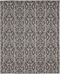 Portico 91023-1200 Bondi Grey Indoor-Outdoor Area Rug - Karastan