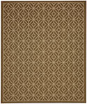 Portico 91024-1167 Tremiti Natural Indoor-Outdoor Area Rug - Karastan