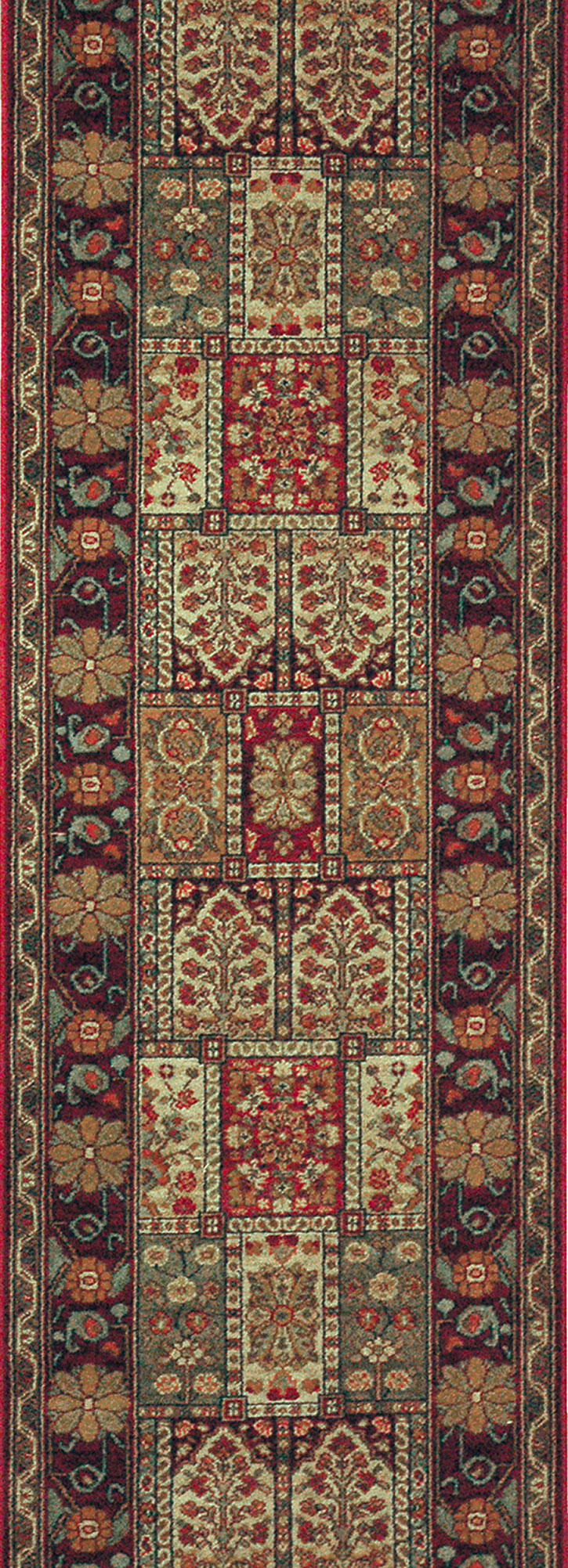 Karastan Antique Legends Bakhtiyari 2200r 00202 Hall And