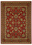 Karastan Sovereign Sultana Red 00990-14606 Area Rug