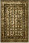 Karastan Spice Market 91636-10034 Faded Arabesque Gold By Patina Vie Area Rug