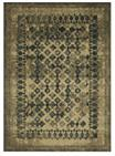 Karastan Spice Market 91636-70038 Faded Arabesque Cream By Patina Vie Area Rug