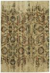 Karastan Spice Market 91664-10034 Arosea Gold By Virginia Langley Area Rug