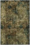 Karastan Spice Market 91665-50123 Luciano Aquamarine By Virginia Langley Area Rug