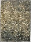 Karastan Touchstone 91517-50133 Melrose Blue Teal Area Rug