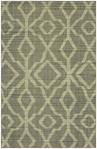 Karastan Vintage Tapis 91424-90082 Illume Gray by Patina Vie Area Rug