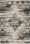 Karastan Zephyr 92120-90166 Cella Black Area Rug