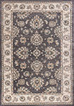 Kas Avalon 5608 Grey/Ivory Kashan Area Rug