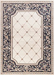 Kas Avalon 5614 Ivory/Grey Courtyard Area Rug