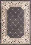 Kas Avalon 5615 Grey/Ivory Courtyard Area Rug
