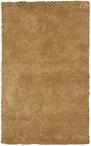 Bliss  Shag 1567 Gold Area Rug by KAS