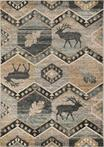 Kas Chester 5637 Seafoam Woodlands Area Rug