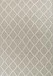 Kas Cortico 6161 Grey Diamonds Area Rug