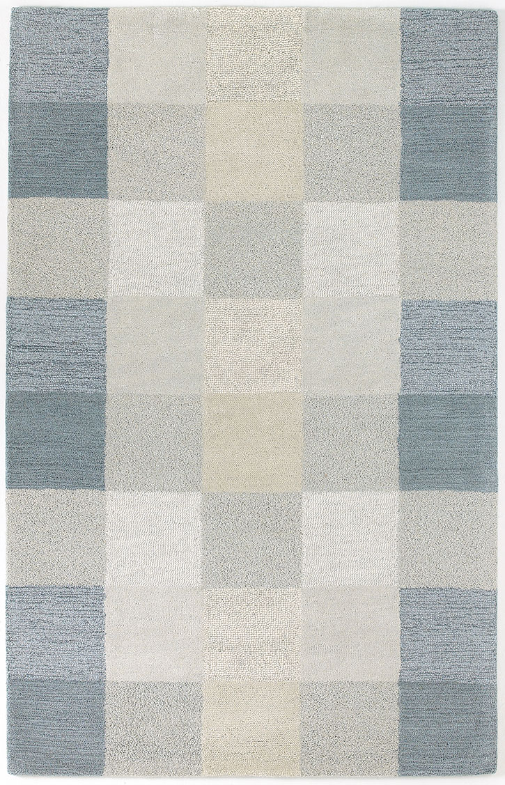 Kas Eternity 1081 Seaside Checkerboard Area Rug