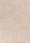 Kas Gramercy 1607 Ivory Honeycomb Area Rug