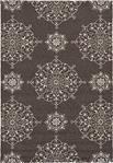 Kas Harbor 4207 Charcoal Courtyard Area Rug