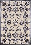 Kas Harbor 4208 Sand Blue Haven Area Rug