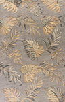 Kas Havana 2639 Grey Palms Area Rug