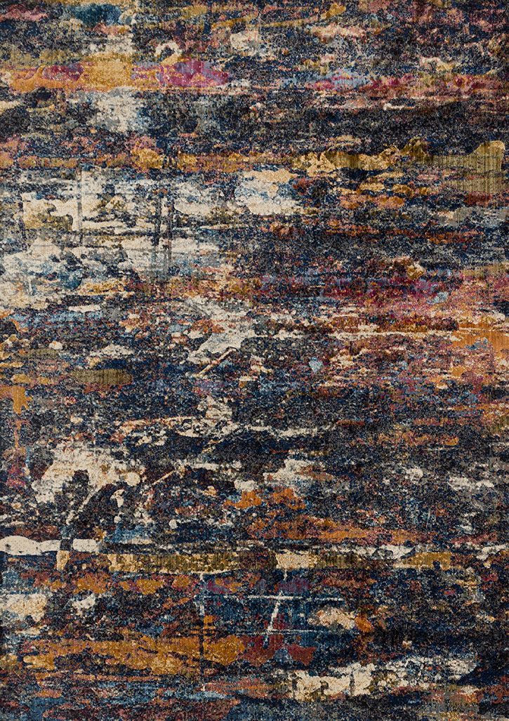Loloi Dreamscape Dm 01 Midnight Multi Area Rug