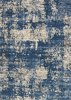 Loloi Emory EB-11 Blue/Granite Area Rug