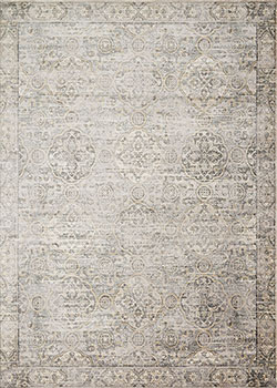Loloi Griffin GF-06 Grey/Gold Area Rug