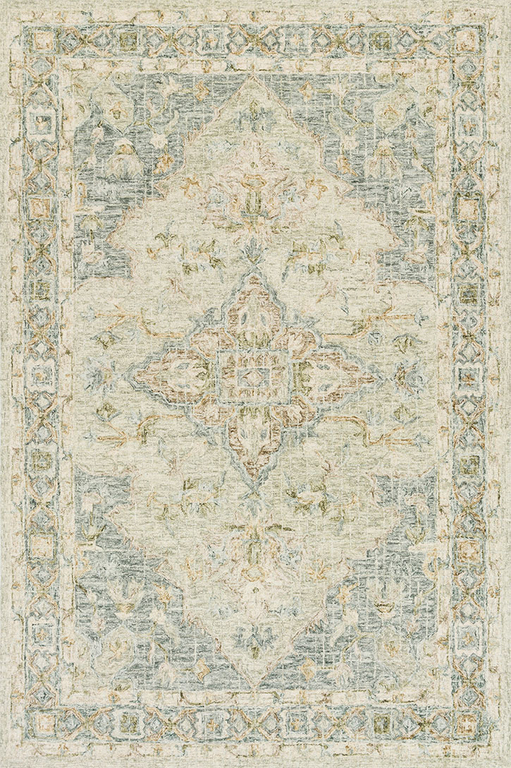 Loloi Julian Ji 07 Seafoam Green Spa Area Rug Carpetmart Com