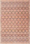 Deven DEV-04 Persimmon/Indigo Area Rug - Magnolia Home by Joanna Gaines