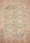 Deven DEV-06 Charcoal/Blush Area Rug - Magnolia Home by Joanna Gaines