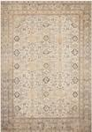 Deven DEV-06 Cream/Latte Area Rug - Magnolia Home by Joanna Gaines